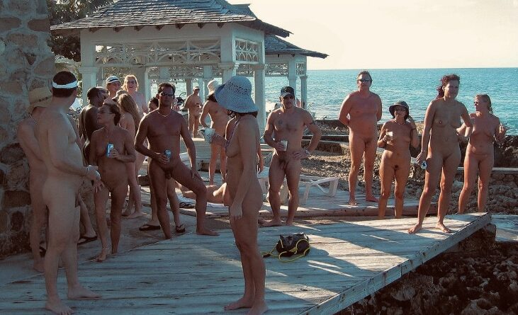 Os benefícios de estar nu