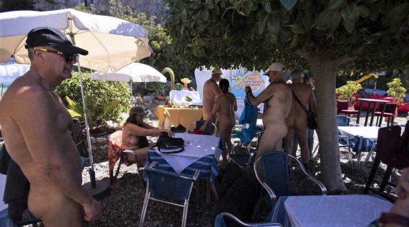 Cantarriján será uma praia nudista 'oficial'