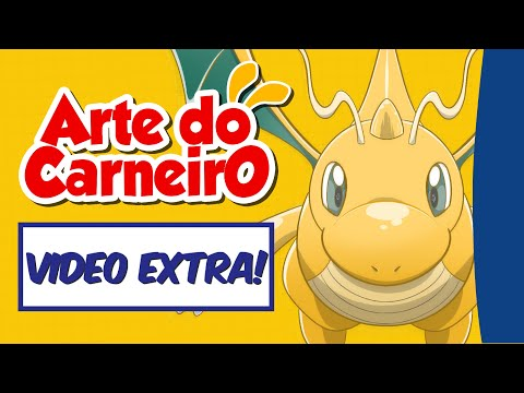 #Passoapasso desenhando o pokémon Dragonite – VIDEO EXTRA