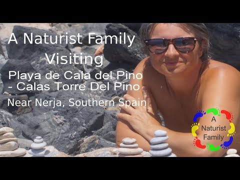 A Naturist Family # 23 – Visiting